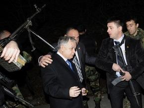 МВД Грузии расценило инцидент с президентским кортежем как терроризм