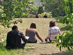 Киевские парки разделят на зоны для пикников