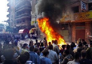 На фоне беспорядков в Египте либерал-копт в знак протеста покинул пост советника президента