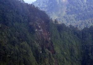 Найдены обломки пропавшего в Индонезии новейшего российского самолета