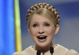 Тимошенко поддерживает досрочные выборы киевского мэра