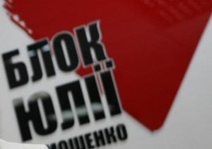 Львовская Батьківщина заявила, что МВД требует телефоны и адреса всех членов местной ячейки