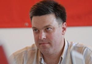 Тягнибок: Власть начала спецоперацию Спутник
