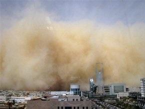 Кувейт и Саудовскую Аравию накрыла песчаная буря