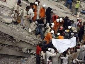 В Пакистане рухнувший дом погубил жизни 21 человека