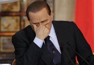 Я уеду из этой поганой страны: СМИ обнародовали телефонные разговоры Берлускони