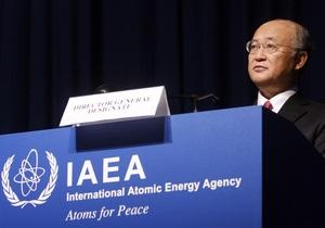 Глава МАГАТЭ может посетить пострадавшую от землетрясения АЭС Фукусима-1