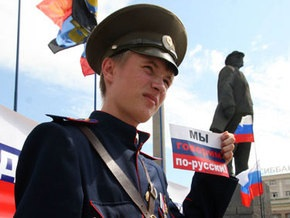 Крымский спикер: Если человек говорит по-русски, это не значит, что он не любит Украину
