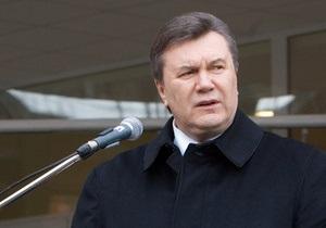 Сегодня Янукович посетит Москву