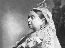 Белье королевы Виктории выставили на аукцион