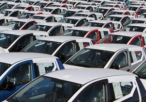Украинские производители сократили производство легковых авто на 15%