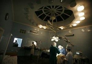 Дело черных трансплантологов: Медведько призвал МВД не торопиться с обвинениями в адрес Института Шалимова