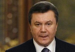 Янукович встретит Новый год в Карпатах