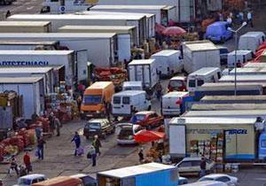 Протесты предпринимателей: во Львове парализована работа крупнейшего в Западной Украине оптового рынка