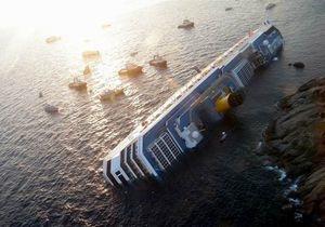 Поднятие Costa Concordia обойдется в 236 миллионов евро