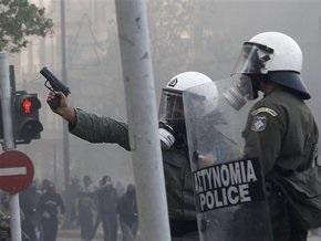 В Греции экстремисты объявили партизанскую войну полиции