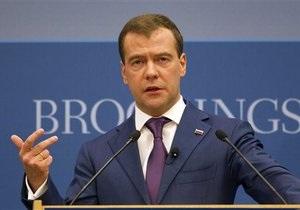 Медведев: России и США не нужно учить друг друга жить