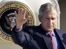 Буш спешит поймать бин Ладена до окончания своего срока