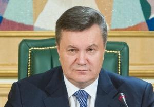 Янукович упрекнул оппозицию в нежелании сотрудничать