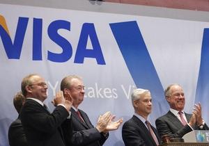 Европейские банки хотят избавиться от прибыльной Visa Europe