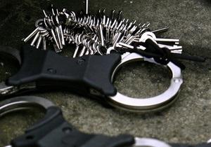 В Киевской области бывшие милиционеры занимались кражами автомобилей