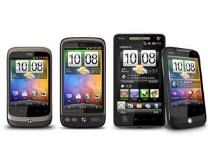 Продажи HTC резко упали из-за сильной конкуренции с Apple и Samsung