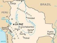 В Боливии автобус сорвался в пропасть: не менее 19 человек погибли