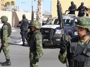 В Мексике наркоторговцы убили 20 человек