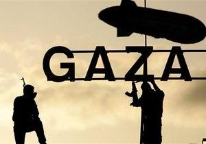 В сектор Газа впервые законно ввезли новые автомобили