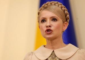 Тимошенко заявила, что у ГПУ  кризис жанра : Уже неинтересно обсуждать