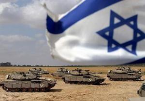 Израиль в очередной раз обстрелял территорию Сирии