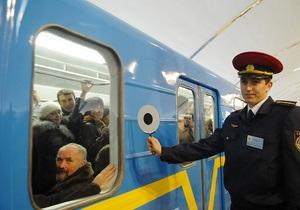 В Киеве задержали женщину, ложно сообщившую о взрывчатке на станции метро Вокзальная