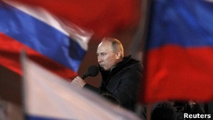 Пресса США: В Вашингтоне ждут от Путина смягчения тона