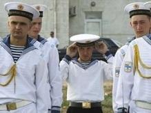Военно-морские силы Украины отмечают юбилей