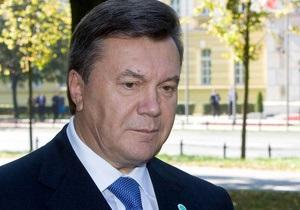 Polityka: Янукович не хочет в Европу