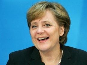 Ангела Меркель является самым популярным политиком Германии