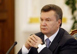 Янукович одобрил отмену голосования в Раде бюллетенями при внесении изменений в Конституцию
