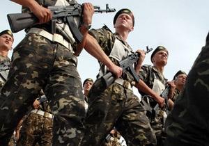 Стали известны подробности нападения на воинскую часть в Харькове