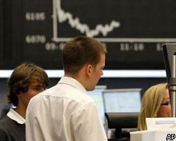 Мировые фондовые площадки восстанавливаются после существенного падения