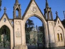 Во Львове проводятся ночные экскурсии по кладбищу