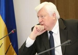 Завтра Рада рассмотрит вопрос о назначении Пшонки генпрокурором