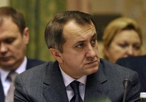 Чехия передала МИД Украины решение о предоставлении Данилишину политубежища