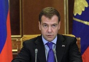 Медведев поручил Генпрокуратуре РФ расследовать аварию в Анталье