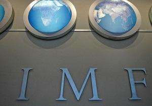 МВФ назвал причину переноса визита миссии фонда в Украину