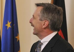 Посол Германии прокомментировал возможное вступление Украины в Таможенный союз