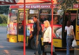 В Кременчуге водитель маршрутки избил пассажира