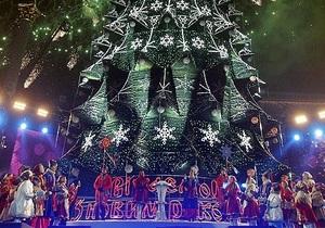 Рождество 2013 - Стала известна праздничная программа по случаю Рождества в Киеве