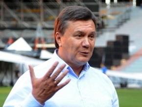 Янукович прогнозирует продление договора о пребывании ЧФ РФ в Крыму