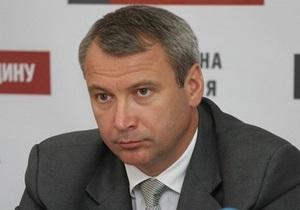 Немилостивый: Подам заявление о прекращении полномочий вместе с Яценюком