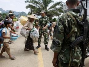 В ходе столкновений между армией Мьянмы и сепаратистами погибли 26 человек